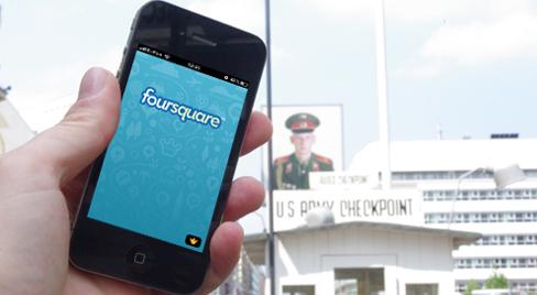 Foursquare Checkpoint Jakob Steinschaden
