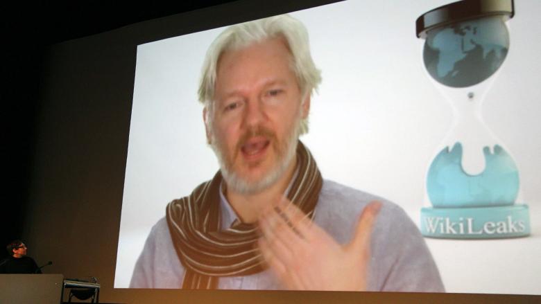 WikiLeaks-Gründer Julian Assange, © Jakob Steinschaden