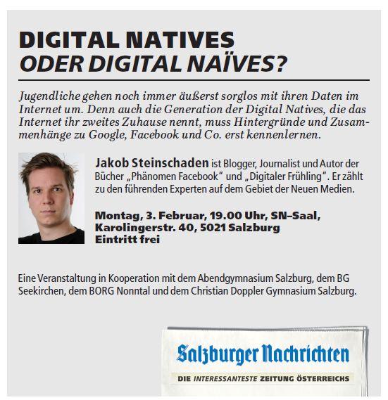 Ankuendigung_Salzburger Nachrichten