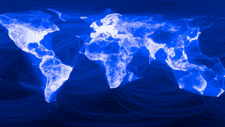 210,6 Milliarden Facebook-Freundschaften umspannen heute den Globus. © Facebook