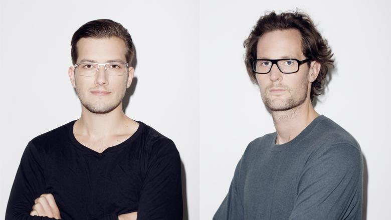 Die beiden Soundcloud-Gründer Alexander Ljung und Eric Wahlforss. © Soundcloud