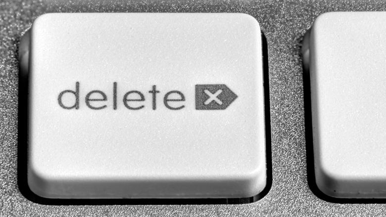 Datenlöschung: Funktioniert es auch, so wie es draufsteht?© Ervins Strauhmanis (CC BY 2.0)