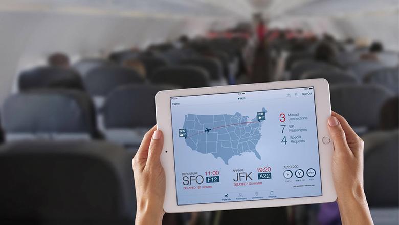 Nicht der Überflieger, der es hätte sein sollen: Apples iPad. © Apple