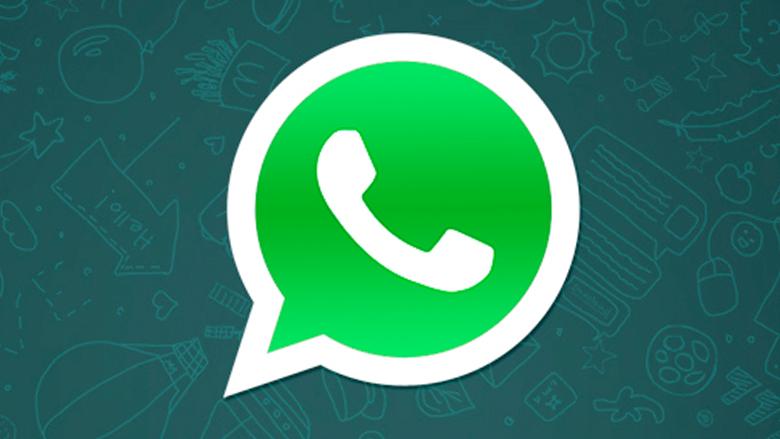Bald macht der Telefonhörer im Logo Sinn. © WhatsApp