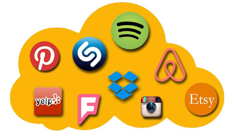 Die Cloud, der fast jeder vertraut: Auf den Servern von Amazon haben sich viele Web-Start-ups eingenistet.
